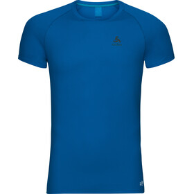 Odlo Active F-Dry Light Crew Neck SS Shirt Men energy blue
